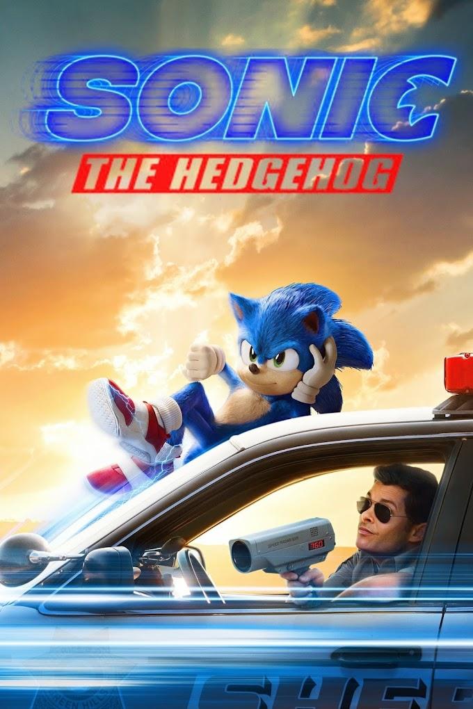 Sonic The Hedgehog (2020) 480p 720p 1080p BluRay Dual Audio {Hindi(ORG DD 5.1) + English (ORG DD 5.1)} Full Movie