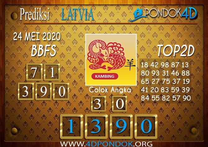 Prediksi Togel LATVIA POOLS PONDOK4D 24 MEI 2020