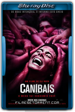 Canibais Torrent 2016 720p e 1080p BluRay Dublado