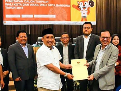 Oded Wali Kota Bandung 2018-2023