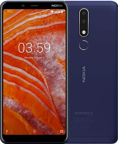 Read the first impression on Nokia 3.1 and learn more about all the features.