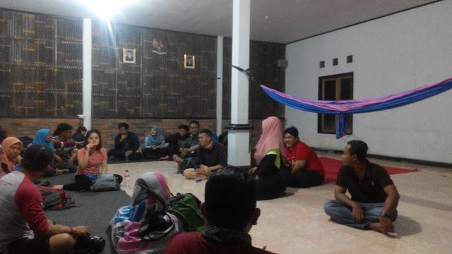 Basecamp Gunung Lembu