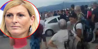 Janica Kostelić uvrede Torcida Brač Supetar slike otok Brač Online
