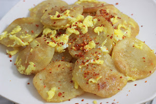 Cireng Telur Rasa Pedas
