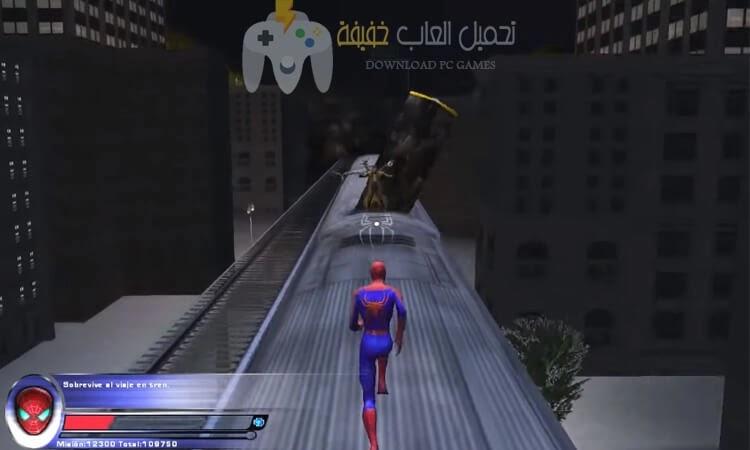 تحميل لعبة Spider Man 2 بحجم صغير من ميديا فاير