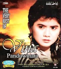 Vina Panduwinata - Cinta ( Karaoke )