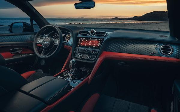 Bentley Bentayga 2022 V8 ganha versão S mais esportiva - fotos e detalhes