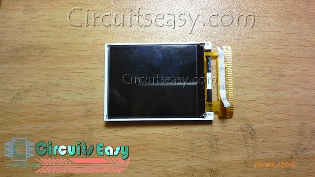 SAMSUNG E1282T LCD REPAIRING