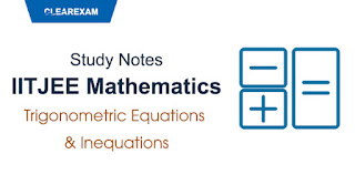 Trigonometric Equations & Inequations