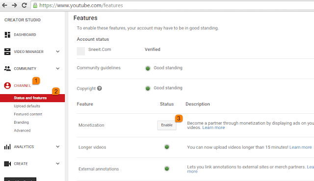 enable-adsense-for-youtube-blogger-access