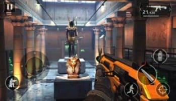 تحميل لعبة modern combat 5 للاندرويد مهكرة اخر اصدار