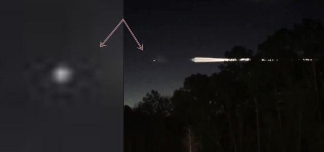 Disc-shaped UFO arriving through traversable wormhole over Rincon, Georgia  Disc-shaped-ufo-wormhole-georgia%2B%25281%2529