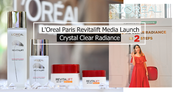 L'Oreal Paris Revitalift Media Launch