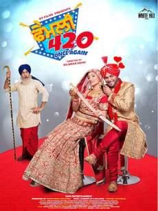 Family 420 Once Again 2019 Punjabi 480p 300MB