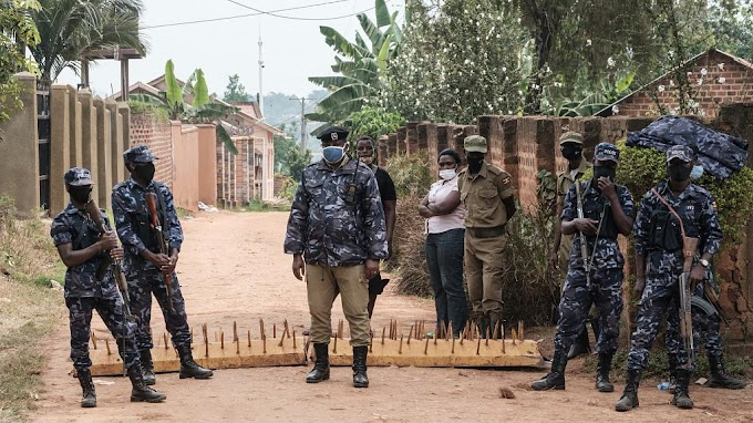 Uganda: Security forces finally withdraw from Bobi Wine's residency after court order