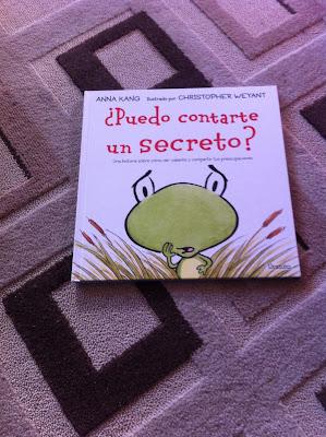 Contanto cuentos; ¿Puedo contarte un secreto?