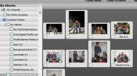 Modificare foto su Facebook con applicazioni di fotografie