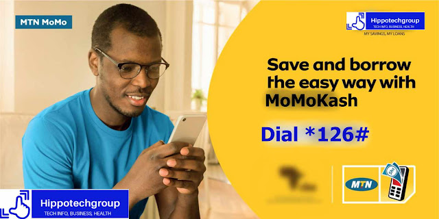 What is MTN MoMo Kash?