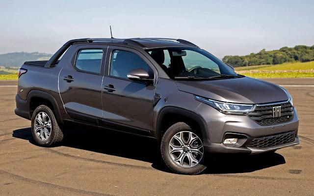 Nova Strada catapulta a Fiat para a liderança em setembro