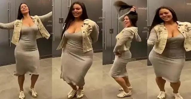 رقص جديد , رقص البرازيلية , رقص في الجيم , رقص مع الليثي