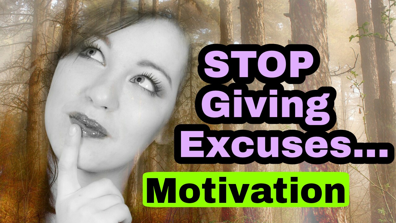 Stop Giving Excuses - Inspirational stories in English - Motivational Stories in English