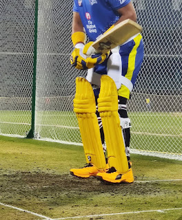 Chennai Super Kings Net-Practice Started in Chennai