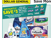 Dollar General Big Brands! Big Savings Dec 23 - Jan 19, 2019
