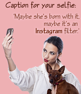 Captions For Selfies