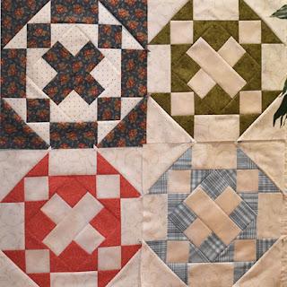 #QuiltBee: Huddle quilt blocks