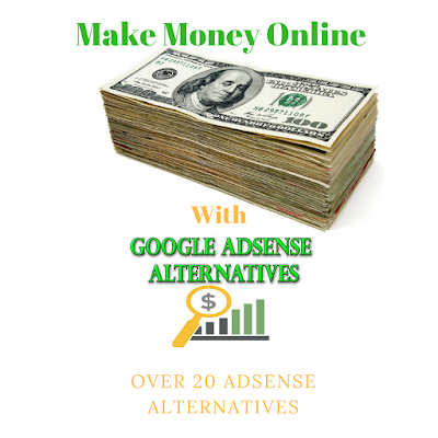 Over 20 AdSense Alternatives