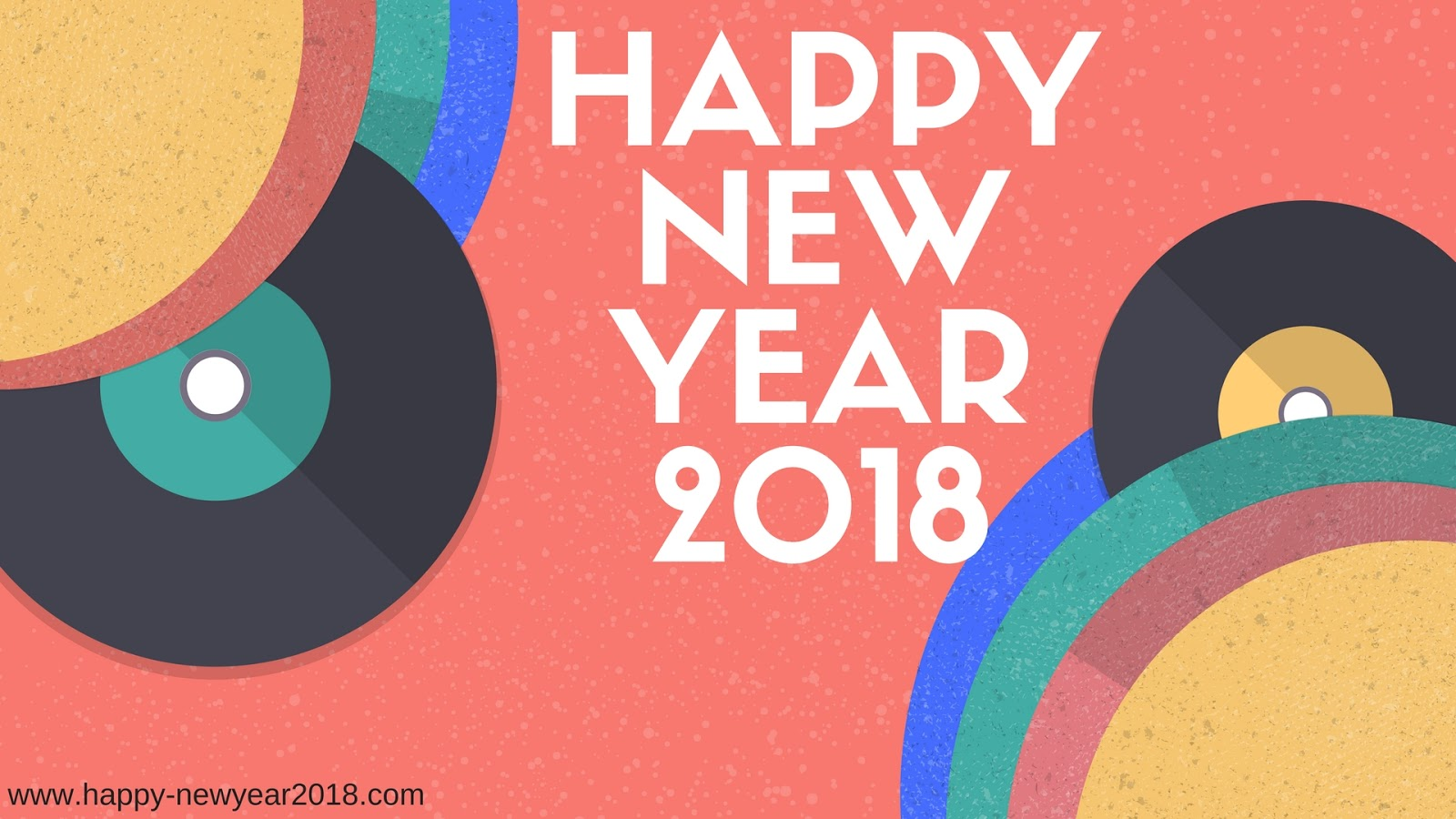 happy musical new year  2018