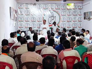 प्रशिक्षण के माध्यम से कांग्रेस तैयार करेगी विजय सेना:फैसल हसन | #NayaSaberaNetwork