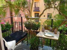 Minimalist Home Decor Beautiful Balcony Design Ideas