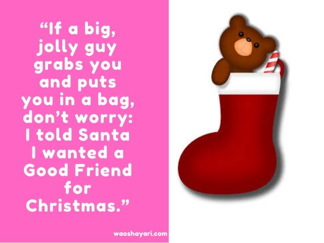 Christmas quotes cute