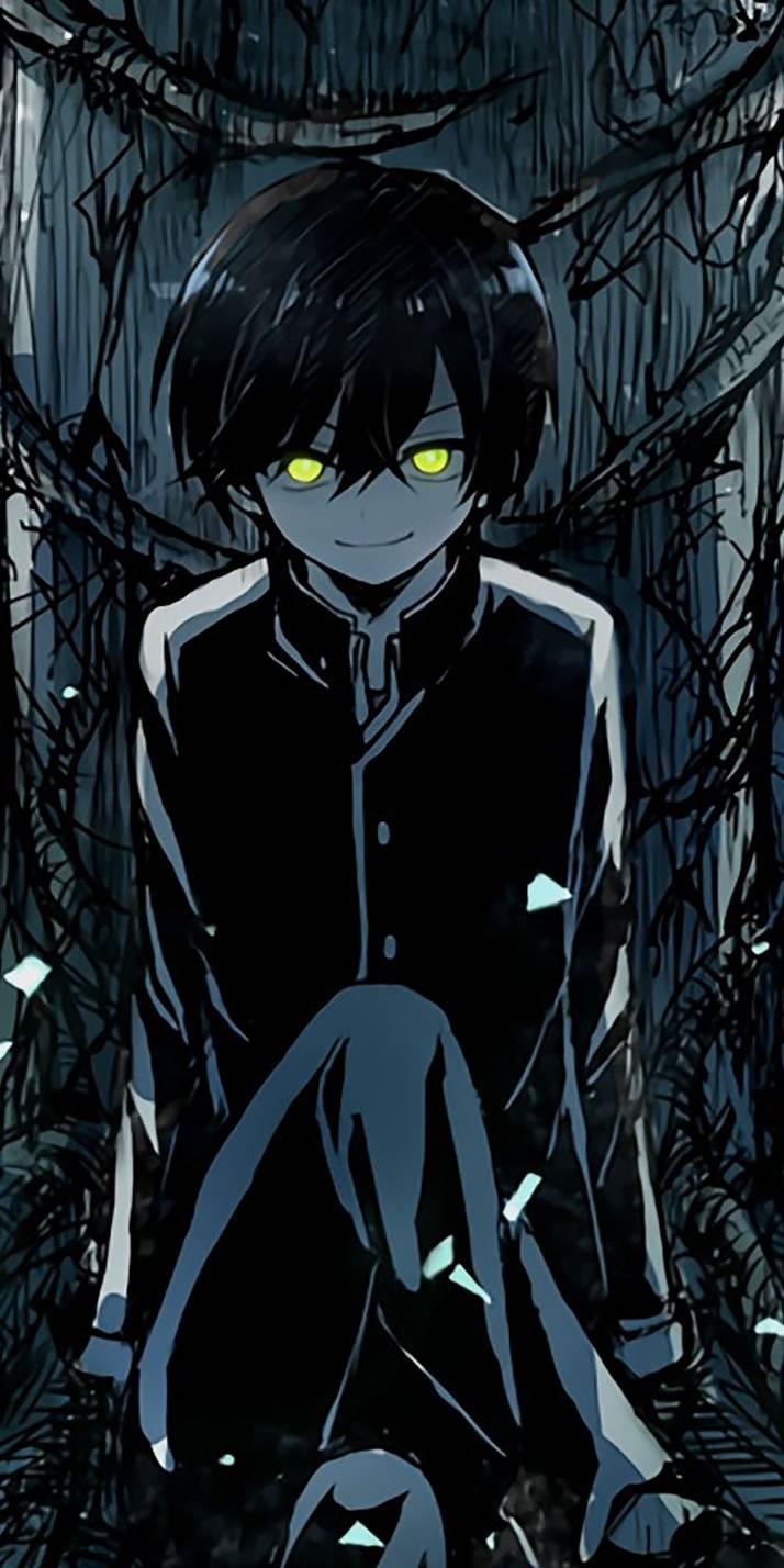 Dark Anime Wallpaper - Darkness Overload | WaoFam