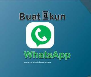 Cara Buat Akun WhatsApp