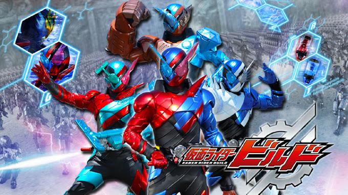 Kamen Rider Build Episode 1 - 49 Tamat Subtitle Indonesia