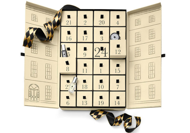 Jo Malone Advent  Beauty Calendar for Christmas. Advent Calendar 2016 Gift Guide.