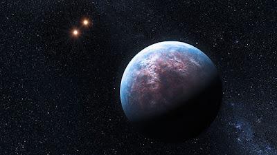 Gliese 667 Cc, una supertierra que podría ser habitable y habitada