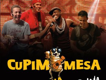 Cupim Na Mesa – A Balada Continua (2011)