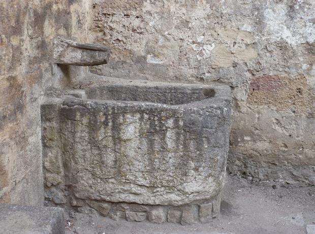 Lavatoio Castello Sao George