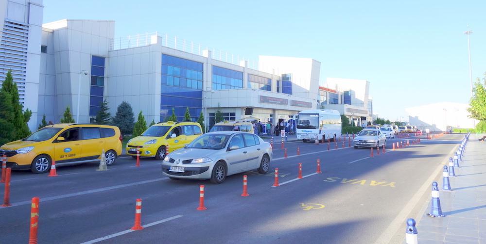 Car Rental Kayseri Airport Turkey