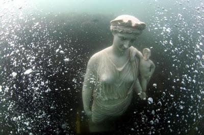 Подводният град Бая