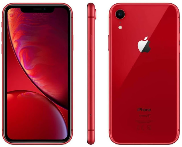 Apple-iPhone-XR-red