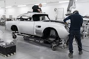 Aston Martin Starts Production on DB5 Goldfinger Cars