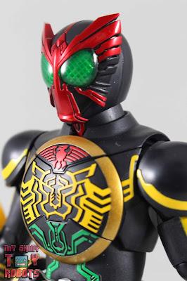 SH Figuarts Shinkocchou Seihou Kamen Rider OOO TaToBa Combo 01
