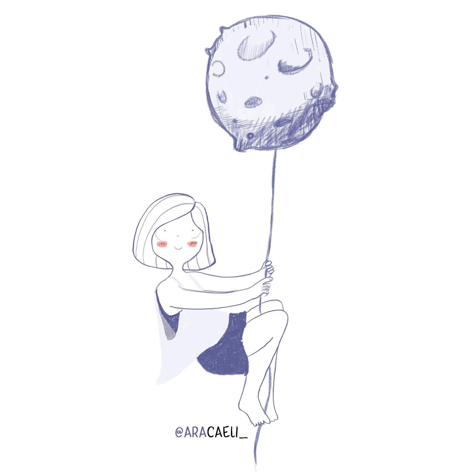 entrevista a la ilustradora de Araceli Paz, alias Aracaeli