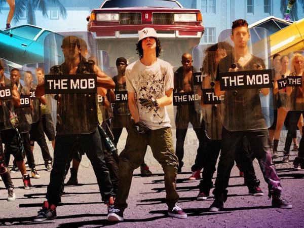 The Mob ในหนัง Step Up All In - สเต็บโดนใจ หัวใจโดนเธอ 5