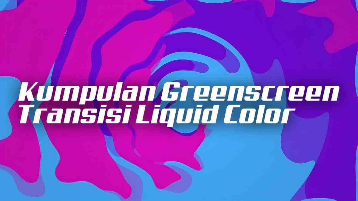 Kumpulan efek transisi liquid