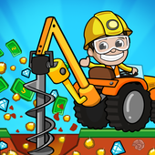 Download Idle Miner Tycoon: Mine & Money Clicker Management game For iPhone and Android APK